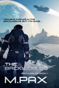 M Pax - The Backworlds