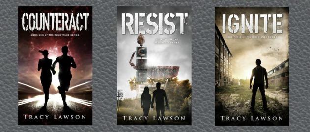 Tracy Lawson - Counteract Resist Ignite