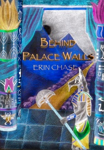 Erin Chase - Behind Palace Walls Book cover